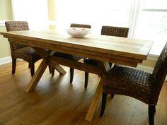 cozy farmhouse dining table #31650
