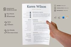 Creative resume format for Freshers. Internship Resume template for MS Word and Mac Pages. Simple CV format and Cover Letter examples + References Templates for Resume Simple Cover Letter, Cover Letter Format, Cover Letter For Resume, Cover Letter Template, Cover Letters, Creative Cv Template, Simple Resume Template, Resume Design Template, Resume Summary Examples