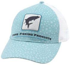 75531aa3 Fly Fishing Flies - Simms Women's Tarpon Trucker - Ripple Dots Pool  #FlyFishing Fly Fishing