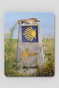 Camino de Santiago - podkładka pod myszkę