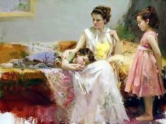 A Soft Place in My Heart by Pino Daeni