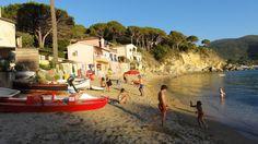 familienfreundlicher Strand auf Elba