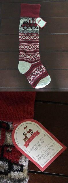 Stockings and Hangers 170091: Pottery Barn Kids Christmas Stocking ...