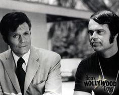 "BOB TURNBULL: TV STAR WAS SO UNCHURCHED HE HAD NEVER SEEN ANYONE PRAY. Bob with Jack Lord on ""Hawaii 5-0"""