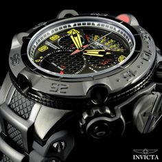 Invicta Subaqua 'Swiss Made' Chronographs | 20220 & 20221