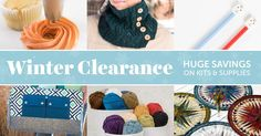 Craftsy's Winter Clearance - http://www.sewverycrafty.com/craftsys-winter-clearance/
