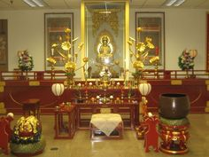 SHINGON BUDDHIST ALTAR