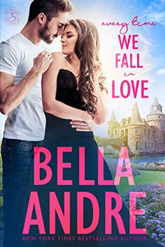 Amazon.com: Every Time We Fall In Love (New York Sullivans) (The Sullivans Book 18) eBook: Andre, Bella: Kindle Store Fantasy Book Series, Fantasy Books, Falling In Love With Him, We Fall In Love, Ring Doorbell, Literature Books, Girl Standing, Family First, Happily Ever After