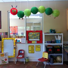 um, my classroom for sure needs the hungry caterpillar!!! :)