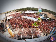 3T - The TripTease | Hideout festival 2013 in Zrce beach, island of Pag, Croatia.