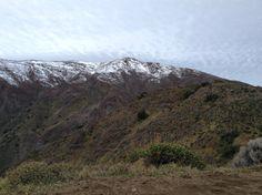 Frente del Cerro Provincia