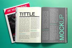 4k magazine