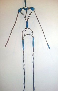 Creating a wire frame for the dolls - Fair Masters - handmade, handmade