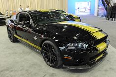 2007 Ford Mustang Shelby GT500 Super Snake - Car News ...