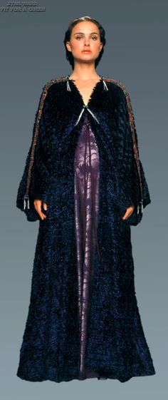 Star Wars - Episode III: Revenge of the Sith (2005) - Padmé Amidala - dressing gown