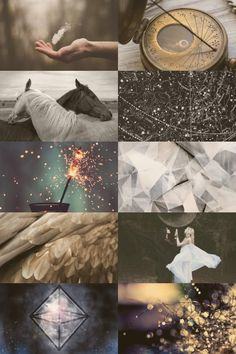 winner of the 'zodiac' theme - this beautiful gemini aesthetic by overlytangledbraid. i love the geometric influence! go and check out her lovely blog. x