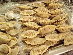 yaki mandu delish! thanks Maangchi