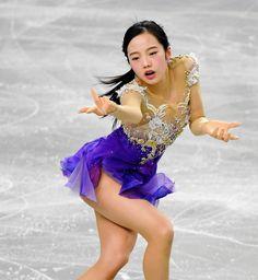 Marin Honda of Japan
