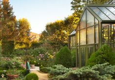 Chicken Coop Design, Pictures, Remodel, Decor and Ideas - page 27 - actually a green house by Hartley Botanic - this one is the Hartley Victorian Glasshouse