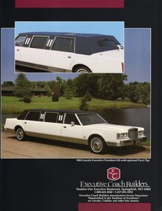 188 Best Car Advertisements Lincoln Continental Limousine