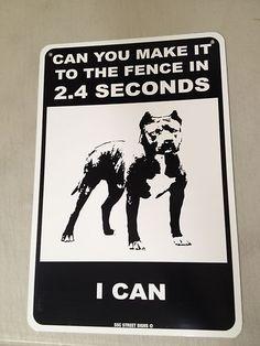 Lol beware of dog