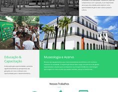 """Check out new work on my @Behance portfolio: """"Site - Amabrasil"""" http://be.net/gallery/59424843/Site-Amabrasil"""