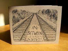 Zine In-Between // Travel zine / perzine / por SproutHead en Etsy