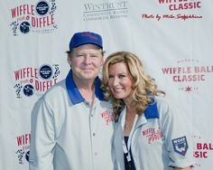 Joel Murray ( Bill Murray's brother) & Catie Keogh