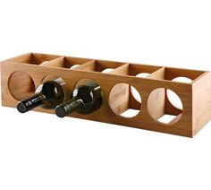 Buy HOME 10 Bottle Bamboo Wine Rack at Argos.co.uk, visit Argos.co.uk to shop online for Wine racks and barware, Kitchenware, Cooking, dining and kitchen equipment, Home and garden