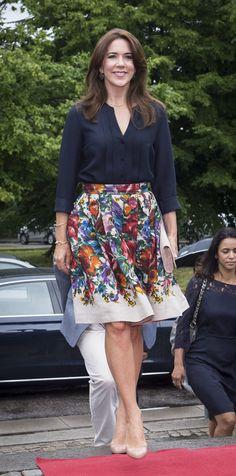Princess Mary of Denmark ...