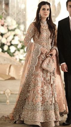 Discover recipes, home ideas, style inspiration and other ideas to try. Latest Bridal Dresses, Desi Wedding Dresses, Asian Bridal Dresses, Indian Gowns Dresses, Indian Fashion Dresses, Pakistani Fashion Party Wear, Pakistani Wedding Outfits, Indian Bridal Outfits, Pakistani Wedding Dresses