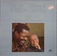 Oscar Peterson - Stephane Grappelli Quartet – Oscar Peterson - Stephane Grappelli Quartet Vol. 2  AM 6131  Jazz Winyle