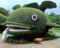 Jardines de ensueño, jardineria artistica - Taringa!