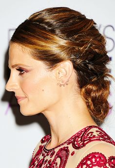 stana katic ... let's call it it hairporn again ;)  #pca 2014