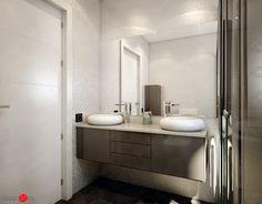Diseño 3D de baños Porcelanosa | por Reformas Decorman