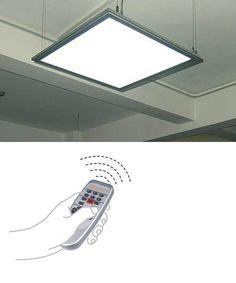 LED Ceiling Panels for Modern Interior Design, Blue Sky Ceiling Designs