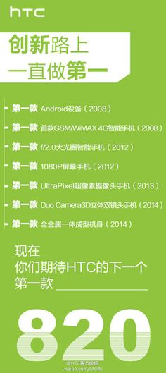 HTC Desire 820 with octa-core 64-bit Snapdragon 615 processor to be unveiled at IFA 2014 - Free 3G Unlimited Internet Tricks XDA-Net.Blogspot.IN