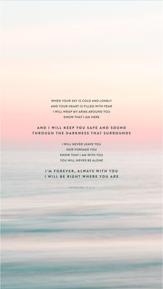 Hurricane Irma + Bible Verses | Ashlee Proffitt | IPhone Wallpapers
