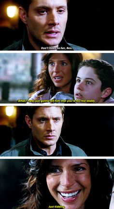 [gifset] 6x21 Let It Bleed #SPN #Dean #Ouch