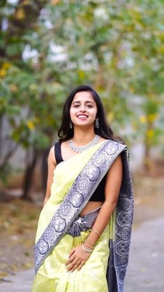 """Pravallika Damerla in saree styled by DRESSED UP DIVAS. Outfit price: 1700/-. for ordering search """"dress_edupdivas"""" on instagram South Indian Actress in Saree Photograph SOUTH INDIAN ACTRESS IN SAREE PHOTOGRAPH 