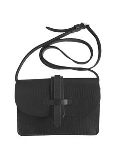 SHOP: Beautiful mini satchel in vegetable dyed Italian leather by London maker M.Hulot. Love!