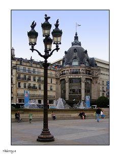 The BHV  (Bazar de l'Hotel de Ville), Paris, France Copyright: Thierry Andre