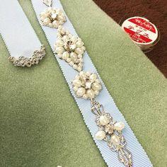 DIYしたい♡花嫁専用きらきら『リボンカチューム』の手作りに挑戦!にて紹介している画像