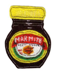 Kate Talbot, Illustration and Fine Art : Food Textiles Sketchbook, Cute Quilts, Contemporary Embroidery, Marmite, Free Machine Embroidery, Everyday Objects, Textile Artists, Soft Sculpture, Food Illustrations