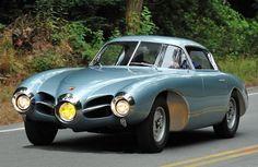 1952 Abarth 1500 Biposto Bertone Coupé