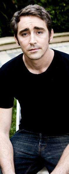 Lee Pace. Just because..It's Lee..