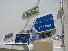 Fira on Santorini (Thira)