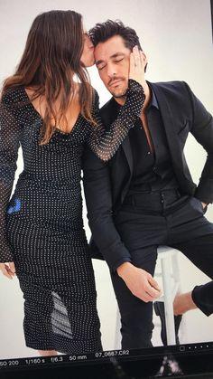 David Gandy Tumblr — David Gandy and Bianca Balti for Dolce and Gabbana...