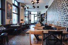 Cafe Salon Zuerich