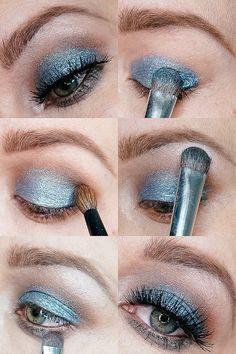 Smokey Eye Tutorial Charlotte Tilbury wherever Smokey Eyes Daytime Look of Steps… - Smokey Eye Makeup Eye Makeup Steps, Smokey Eye Makeup Tutorial, Natural Eye Makeup, Makeup Tips, Makeup Ideas, Makeup Products, Eye Tutorial, Makeup Inspo, Natural Beauty